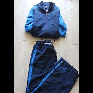 XL Nike suit